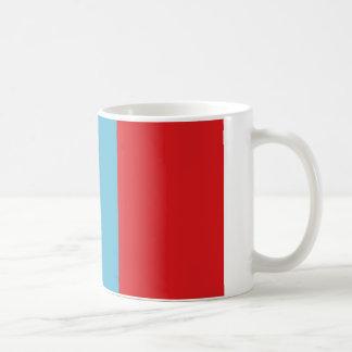 Flagga av Mongoliet Kaffemugg
