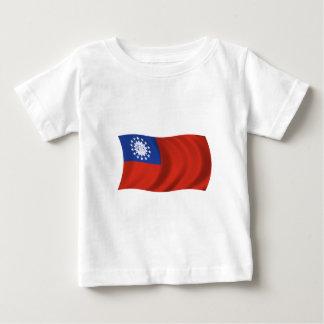 Flagga av Myanmar Tröjor
