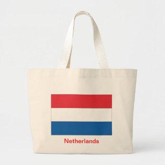 Flagga av Nederländerna Jumbo Tygkasse