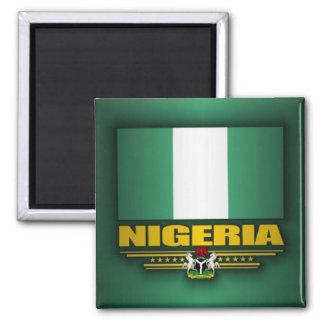 Flagga av Nigeria Magnet