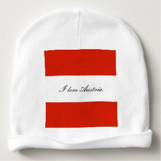 Flagga av Österrike