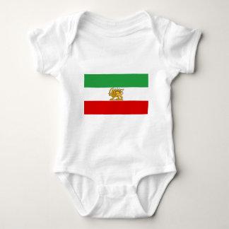 Flagga av Persien/Iran (1964-1980) T-shirts