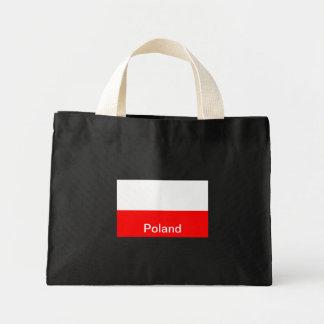 Flagga av Polen Mini Tygkasse