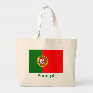 Flagga av Portugal Jumbo Tygkasse