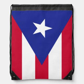 Flagga av Puerto Rico Gympapåse
