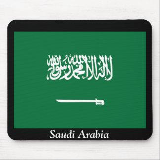 Flagga av Saudiarabien Musmatta
