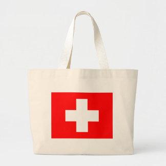 Flagga av Schweitz Tygkassar