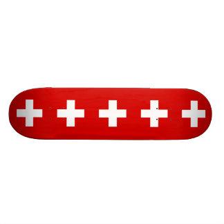 Flagga av Schweitz Skate Boards