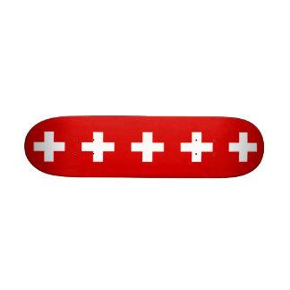 Flagga av Schweitz Skateboard Decks