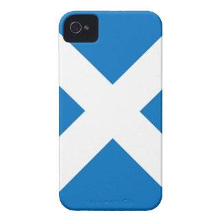 Flagga av Skottland Case-Mate iPhone 4 Case