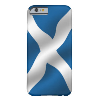 Flagga av Skottland iPhone 6 Barely There iPhone 6 Skal