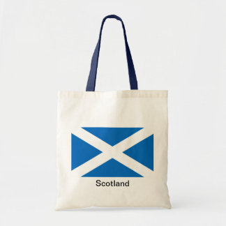 Flagga av Skottland Budget Tygkasse