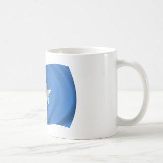 Flagga av Somalia Kaffemugg