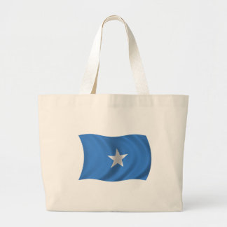 Flagga av Somalia Tygkasse