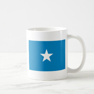 Flagga av Somalia Vit Mugg