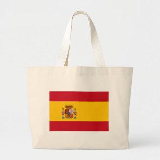 Flagga av Spanien Jumbo Tygkasse