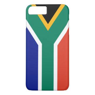 Flagga av Sydafrika