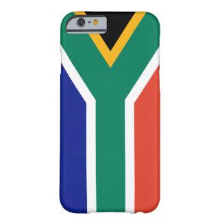 Flagga av Sydafrika Barely There iPhone 6 Fodral