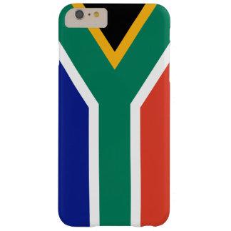Flagga av Sydafrika Barely There iPhone 6 Plus Skal