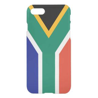 Flagga av Sydafrika iPhone 7 Skal