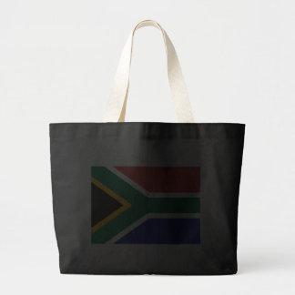 Flagga av Sydafrika Tygkasse