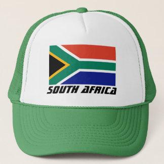 Flagga av Sydafrika Keps