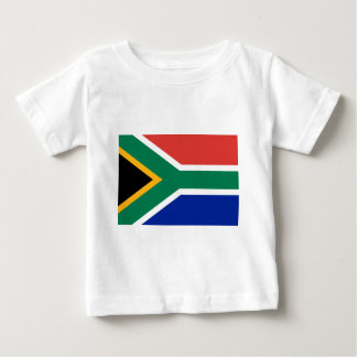 Flagga av Sydafrika Tee