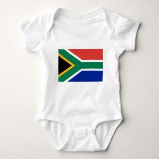 Flagga av Sydafrika Tee Shirt