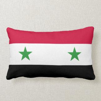 Flagga av Syrien Lumbarkudde