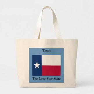 Flagga av Texas Jumbo Tygkasse