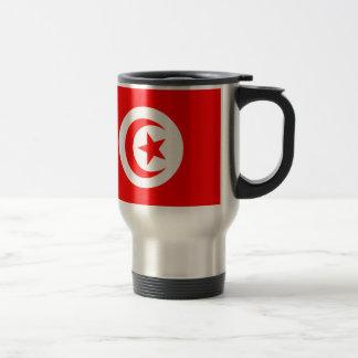 Flagga av Tunisien Resemugg