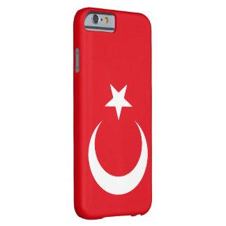 Flagga av Turkiet Barely There iPhone 6 Fodral