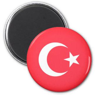 Flagga av Turkiet Magnet