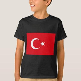 Flagga av Turkiet - turkisk flagga - Türk bayrağı Tshirts