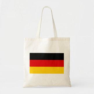 Flagga av Tysklandet - Bundesflagge und Budget Tygkasse