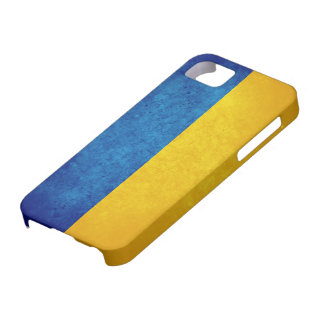Flagga av Ukraina iPhone 5 Case-Mate Skydd