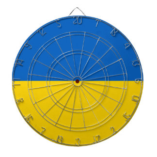 Flagga av Ukraina - ukrainsk flagga - Piltavla