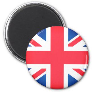 Flagga av United Kingdom Magnet