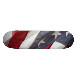 Flagga av United States Skate Board Decks