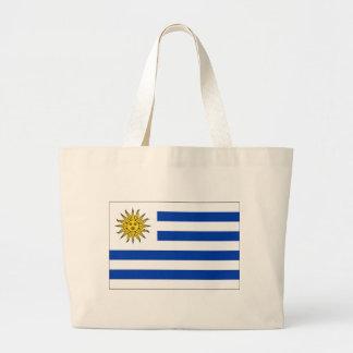 Flagga av Uruguay Kasse