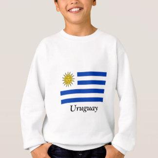 Flagga av Uruguay Tee Shirt