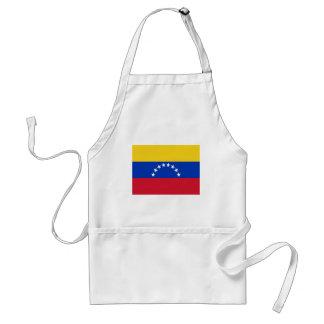 Flagga av Venezuela Förkläden