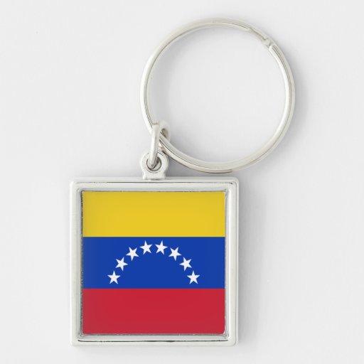 Flagga av Venezuela Nyckelringar
