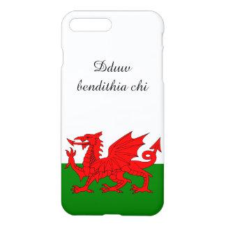 Flagga av Wales iPhone 7 Plus Skal