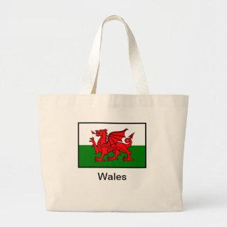 Flagga av Wales Tygkasse