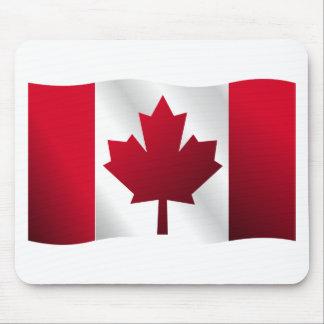 flagga för 3D Kanada Mus Matta