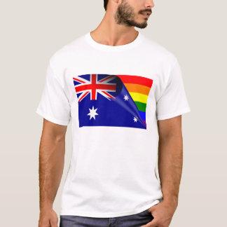 Flagga för Australien gay prideregnbåge Tröja
