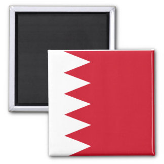 Flagga för Bahrain medborgarevärld Magnet