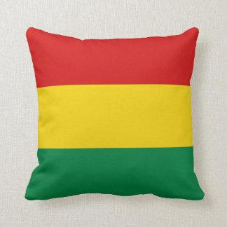 Flagga för Bolivia flagga x kudder Kudde