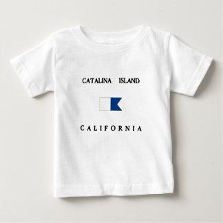 Flagga för dyk för Catalina öKalifornien Tröja